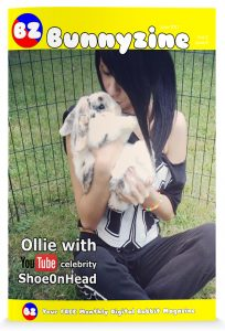 June Issue with Ollie and Shoe0nHead